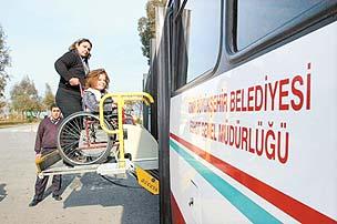 712741251250 - Engelli Kartını kısıtlayan İzmir Belediyesi'ni protesto edelim!