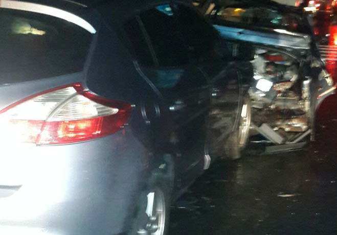 İzmirde kabus bitmiyor! Yine zincirleme kaza