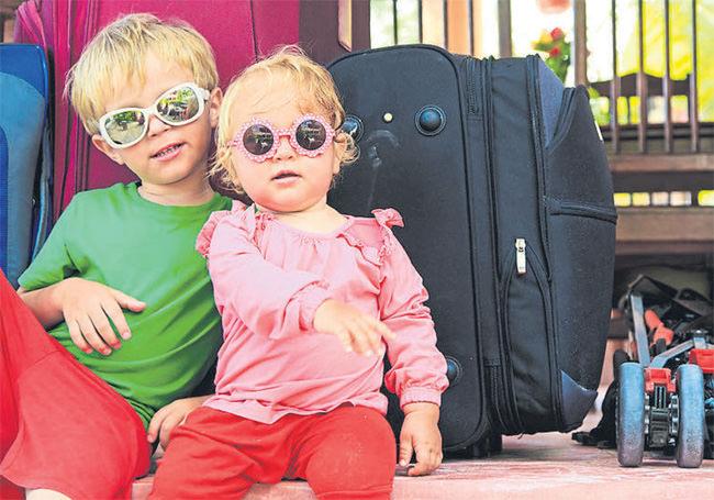 Çocukla seyahatin olmazsa olmazları