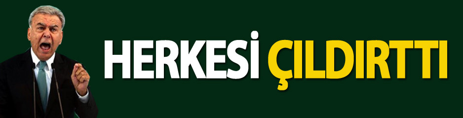 HERKESİ ÇILDIRTTI