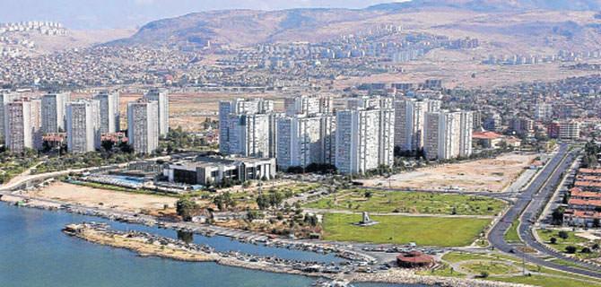 İzmirde konut fiyatları ikiye katlayacak