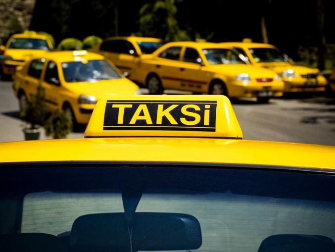 Taksi tek tuşla kapıda!