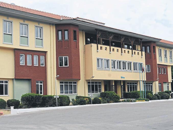 Zeybekci'nin fabrikasında soygun