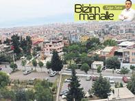 İzmir manzaralı mahalle Cumhuriyet