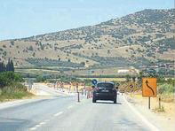 Sürücülere trafik işareti uyarısı