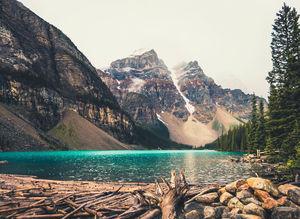 Kanada'dan kartpostal gibi manzaralar