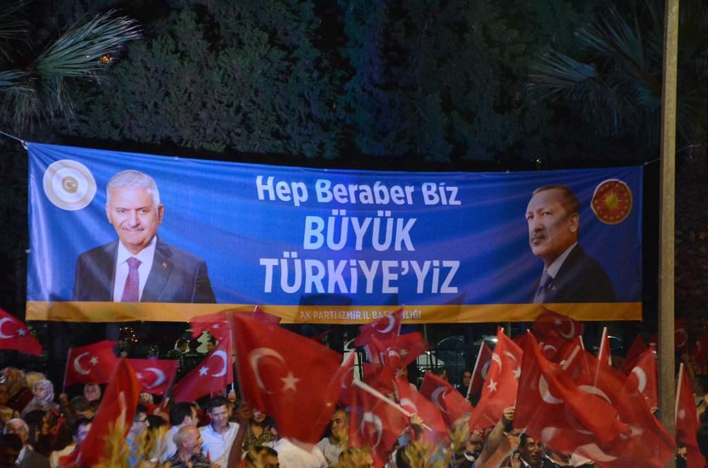 Büyük İzmir buluşması
