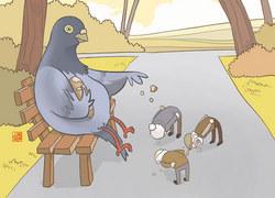 Hayvanlar ve İnsanlar Rollerini Değiştirirse