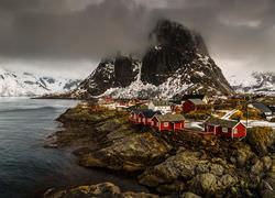 Norveçte Bir Hafta Kış